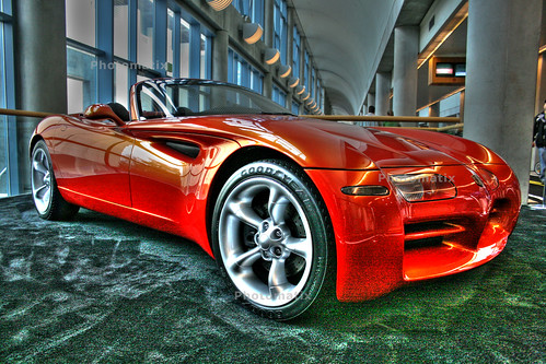 Dodge Copperhead HDR
