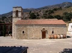 Vrondisi monastery (agelakis) Tags: church hellas creta greece monastery crete heraklion iraklio messara vrodisi