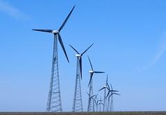 Iowa Wind Farm 1 (Hammer51012) Tags: geotagged energy wind olympus iowa turbine windfarm renewable c7000