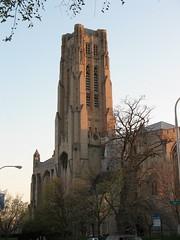 Rockefeller Chapel- exterior2