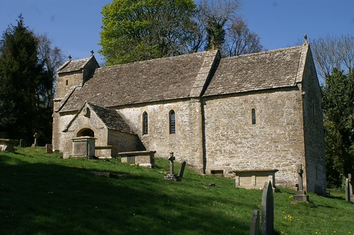 Duntisbourne Rouse, Gloucestershire
