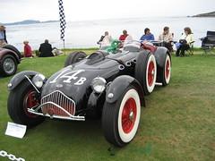 Pebble Beach 2006 (Bionic Rhonda, back slowly) Tags: cars beach car pebble 06