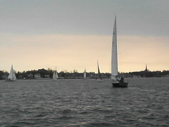 Junior Olympic Sailing Event A Huge Success