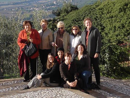 Italian Untours staff
