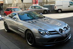 Mercedes-Benz SLR McLaren 722 Edition