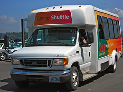 Shuttle to the Plankhouse
