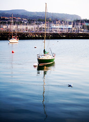 Howth Harbour (C) 2007
