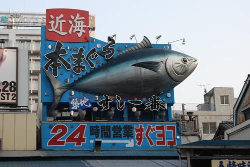 Tsukiji Maguro