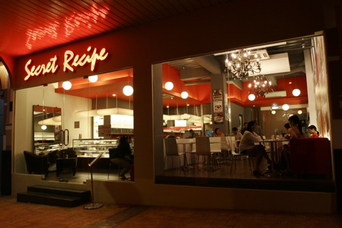 Secret Recipe @ Fort Boni - 5