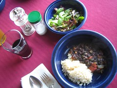 Black Beans Charros