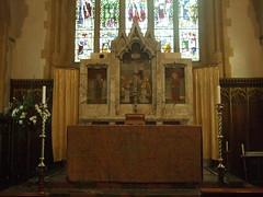 Cookham & Marlow (j a thorpe) Tags: marlow buckinghamshire church allsaints altar reredos