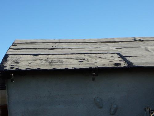Dachreparatur nach Kyrill