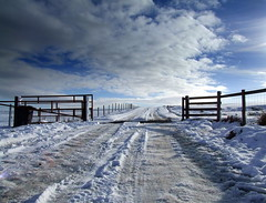 Entrance (andrewlee1967) Tags: uk winter england beautiful wow landscape yorkshire great excellent moors helluva andrewlee abigfave p1f1 andrewlee1967 endeduponmyarse andylee1967 focusman5