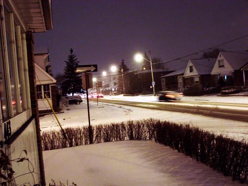 January Snowstorm Toronto