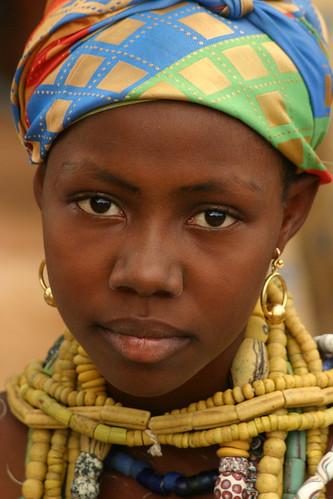 Ga tribe of Ghana