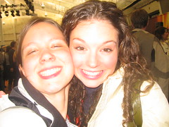 Janelle and I (Kristin Myers Harvey) Tags: sundance parkcity fuller windrider sundancefilmfestival sundance2007 windriderforum