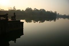 Moat of Angkor Wat