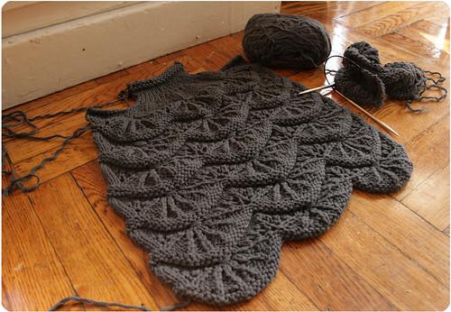 Counterpane Carpet Bag Side 1