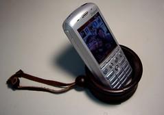 Hario 防熱環的新功能 - 手機座