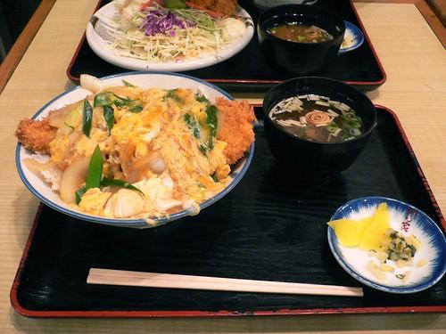 カツ丼@松乃屋