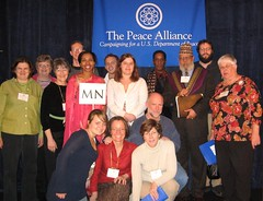 Minnesota-delegation-at-Department-of-Peace-conference-2007