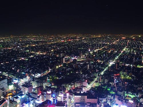 名古屋夜景 2