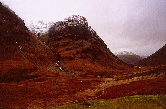 Glencoe - Red version