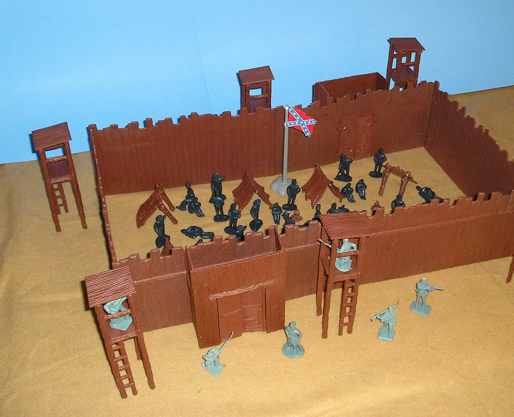 Andersonville Playset