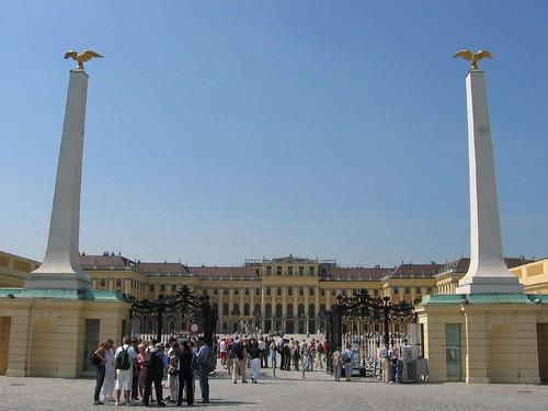 ארמון שנברון, וינה, אוסטריה