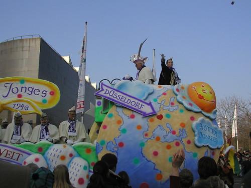 Dusseldorf Carnivale 0205 011