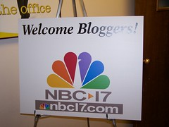 Welcome Bloggers! (nbc17nbc17) Tags: blogger bloggers nbc17 wncn nbc17blogger