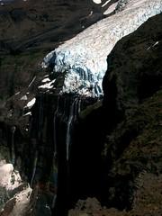 Tronador Trek - 38 - Glacier rainbow (Large)