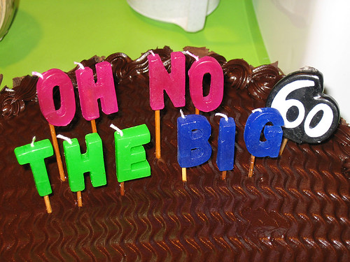 02/18 - Oh No The Big 60