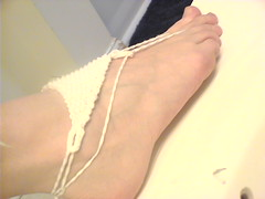 Foot Thong 3