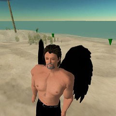 Personage uit Second Life
