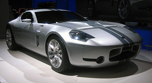 Фото Ford Shelby GR-1