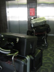 The Carts, Mid Travel