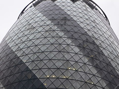 Gherkin with grime