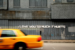 I Love You So Much It Hurts - by Señor Codo