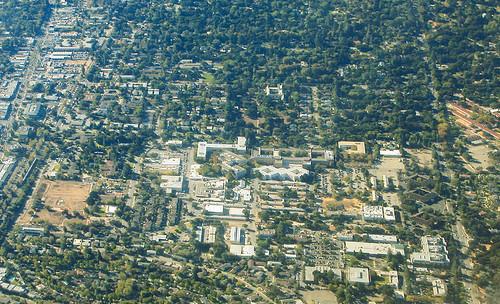 Menlo Park, Ca (aerial view)