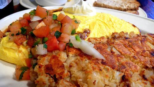 the griddle my soul omelette