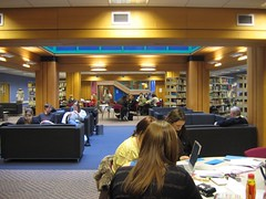 Comfortable Seating, Learning Resource Centre,...