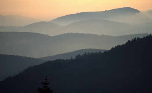 """Black Forest from Feldberg • <a style=""""font-size:0.8em;"""" href=""""http://www.flickr.com/photos/26679841@N00/405805999/"""" target=""""_blank"""">View on Flickr</a>"""