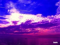 Magical Sunset (*Saariy*) Tags: sunset sea panorama canon turkey relax ilovenature boat scenery view trkiye scene istanbul turquie turquia turchia turkei instantfave canonpowershota700 aplusphoto natureselegantshots saariysqualitypictures thebestofmimamorsgroups theoriginalgoldseal flickrsportal