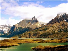 Has the world changed, or have I changed ? (Marcela P.) Tags: chile patagonia torresdelpaine patagnia imback supershot instantfave specnature bymarcelap noblenature
