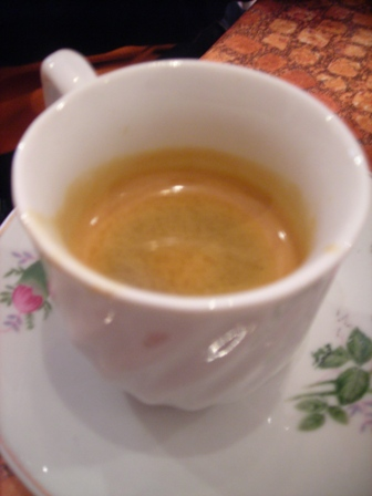 Free Espresso!