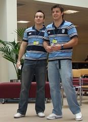 Rhys Williams & Robin Sowden-Taylor - by charmingman