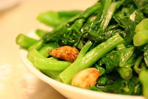 Chinese Broccoli Recipe (Gai Lan)