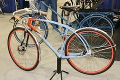 Retrotec Cruiser (pcnotpc) Tags: show art bike bicycle handmade north american cruiser artisan 2007 handbuilt retrotec nahbs
