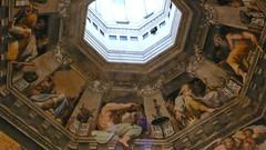 百花大教堂的天頂壁畫